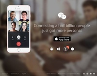 WeChat 2015