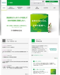 テバ製薬 2015