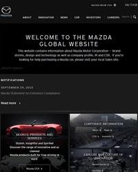 Mazda Motor 2014