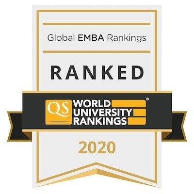 QS EMBA Rankings 2020