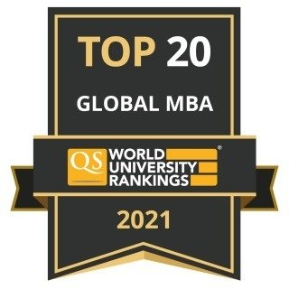 QS Global MBA Ranking 2021